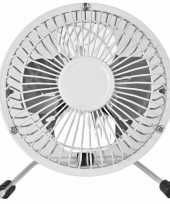 Witte usb ventilator 15 cm trend