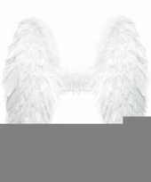 Witte vlinder vleugels 60 cm trend