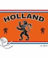 Wk vlag holland trend