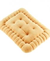 Woonkussen koekje 40 cm trend