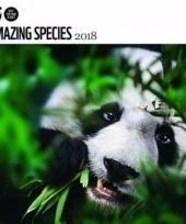 Wwf dieren kalender 2018 trend