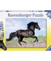 Xxl paarden puzzel 200 stukjes trend