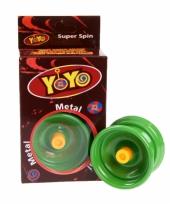 Yoyo in de kleur groen trend