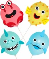 Zeedieren ballonnen pakket trend