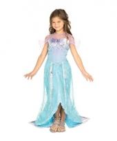 Zeemeermin jurkje voor meisjes trend