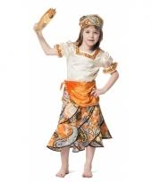 Zigeunerin kostuum voor meisjes trend
