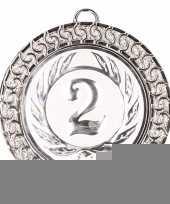 Zilveren kampioensmedailles 2 trend