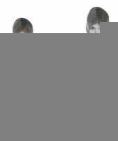 Zilveren ridder set opblaasbaar trend 10099727