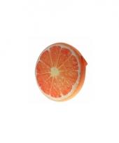 Zitkussen sinaasappel 40 cm trend