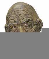 Zombie heks masker voor volwassenen trend
