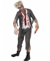 Zombie pak voor heren trend