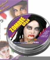 Zombie schimk grijs wit trend