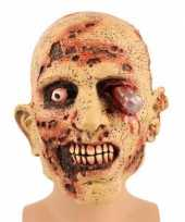 Zombie vermomming masker trend