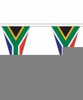 Zuid afrika landen punt vlaggetjes 5 meter trend