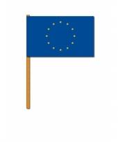 Zwaaivlaggetjes europa trend