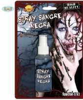 Zwart nepbloed spray 60 ml trend