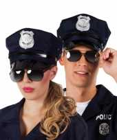 Zwarte party bril trend