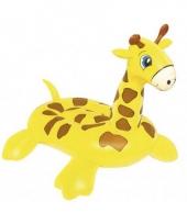 Zwembad giraffe trend