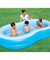 Zwembad voor in de tuin 262 cm trend