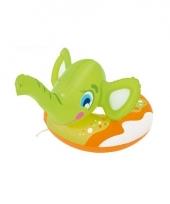 Zwemband olifant groen trend